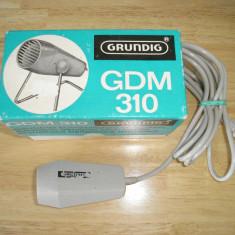 Microfon vintage GRUNDIG GDM 310