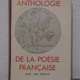 ANDRE GIDE-ANTHOLOGIE DE LA POESIE FRANCAISE