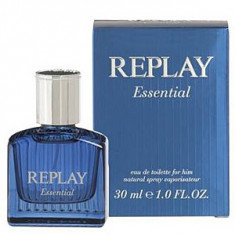 Replay Essential For Him EDT 30 ml pentru barbati - Parfum barbati Replay, Apa de toaleta