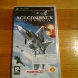 JOC PSP ACE COMBAT X SKIES OF DECEPTION ORIGINAL / by WADDER - Jocuri PSP Namco Bandai Games, Simulatoare, 12+, Single player