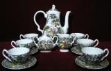 Superb Serviciu Pentru Ceai Desert Si Cafea Anglia
