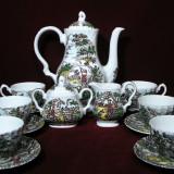 Superb Serviciu Pentru Ceai Si Cafea Anglia