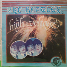 THE BEATLES - HIGH VOLTAGE / VINIL / VINYL LP / DISC DOCUMENT - Muzica Rock electrecord