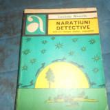 LEONIDA NEAMTU - NARATIUNI DETECTIVE - Carte politiste