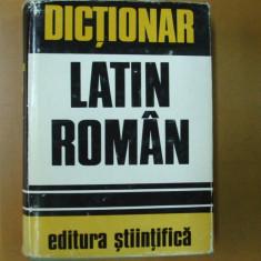 Latin - roman dictionar Gh. Gutu Bucuresti 1973