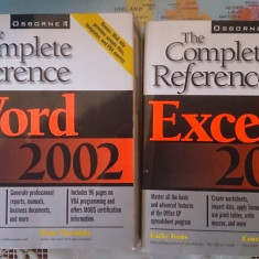 Microsoft Office Word Excel 2002