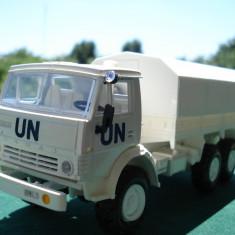 2436.Macheta camion militar KaMAZ-4310 UN scara 1:43 - Macheta auto