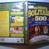 Joc PC - Ultimate Solitaire 500  - (GameLand - sute de jocuri)