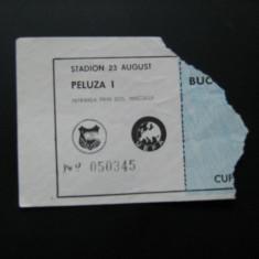 Dinamo Bucuresti - Anderlecht - bilet de meci - Bilet meci