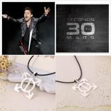 Pandantiv / Colier / Lantisor - 30 SECONDS TO MARS Simbol - Pandantiv fashion
