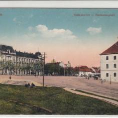 SIBIU - Carte Postala Transilvania dupa 1918, Necirculata, Printata