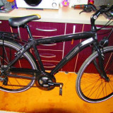Bicicleta Citybike Mountainbike Lombardo Tochal 400