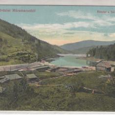 MARAMURES, SIGHETU MARMATIEI, VEDERE GENERALA - Carte Postala Maramures dupa 1918, Circulata, Printata