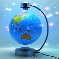 Glob Pamantesc 20cm ce Leviteaza Tip Veioza - Corp de iluminat, Veioze