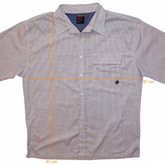 Camasa maneca scurta VANS originala, deosebita (XL spre 2XL) cod-170006 - Camasa barbati Vans, Marime: XXL, Culoare: Alta