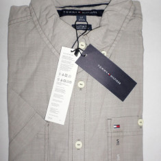 Camasa originala Tommy Hilfiger maneca scurta - barbati S -100% AUTENTIC