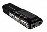 Reportofon digital Profesional 8 GB - 850 Ore  - MP3 Player - Activare vocala -