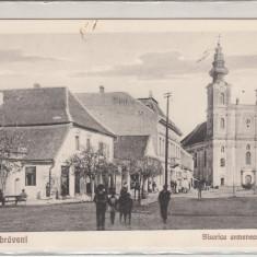 DUMBRAVENI, BISERICA ARMENEASCA - Carte Postala Transilvania dupa 1918, Necirculata, Printata