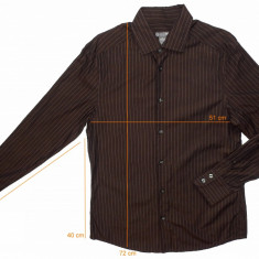 Camasa H&M (M) cod-604750 - Camasa barbati H&m, Marime: M, Culoare: Alta, Maneca lunga
