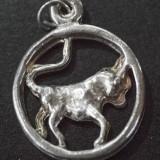 Pandantiv - zodia taur(20)