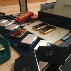Colectie brichete DuPont, Caran D'ache, Dunhill, Vinci, Cartier - Bricheta de colectie