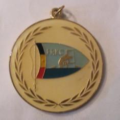 """MMM - Medalie Sport """"Federatia Romana de Kaiac - Canoe / Regata Snagov 1978"""""""