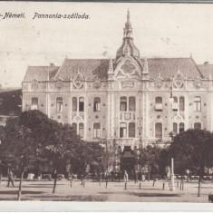 SATU MARE, CIRCULATA - Carte Postala Maramures dupa 1918, Printata