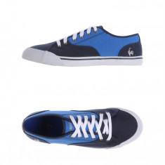 Tenisi Le Coq Sportif originali - adidasi barbati - panza - in cutie - 44 - Tenisi barbati Le Coq Sportif, Culoare: Albastru, Textil