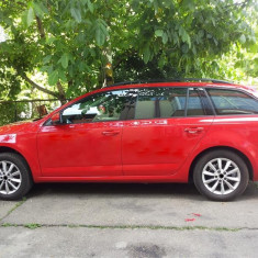 Perdele interior Skoda Octavia 3 break 2013 ->