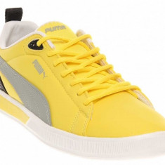 Adidasi PUMA Originali - adidasi - panza - tenisi originali Puma - 39, 40, 44 - Tenisi barbati Puma, Culoare: Galben, Textil
