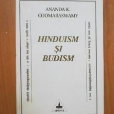 E3 Ananda K. Coomaraswamy - Hinduism si Budism - Carti Hinduism