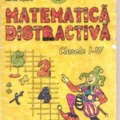 (C5921) MATEMATICA DISTRACTIVA DE LENUTA COJOACA, CLASELE I-IV