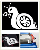 Sticker auto turbo BMW,Audi,VW,MErcedes,Opel,etc