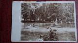 Carte postala - Ramnicul Valcea - Circulatie cu supratipare - Lacul Zavoiul, Necirculata