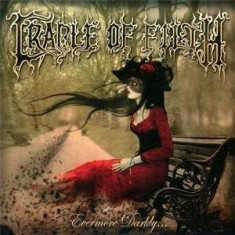 CRADLE OF FILTH EVERMORE DARKLY (cd+dvd) - Muzica Rock