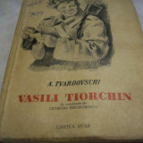 Vasili tiorchin-carte despre ostas, a. tvardovschi-1953