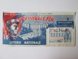 Cumpara ieftin BILET LOTERIA FRANCEZA 1967