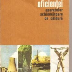 (C5943) RIDICAREA EFICIENTEI APARATELOR SCHIMBATOARE DE CALDURA DE A. LECA - Carti Energetica