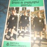 NICOLAE RAINEA - DINCOLO DE DREPTUNGHIUL GAZONULUI - Carte sport