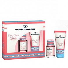 Tom Tailor East Coast Club Woman Set 30+150 pentru femei - Set parfum