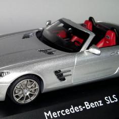 SCHUCO Pro R resin Mercedes SLS AMG coupe serie lim 750buc 1:43