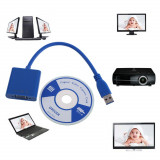 Cumpara ieftin Usb 3.0 la Vga Video Graphic (Placa video pe usb 3.0)