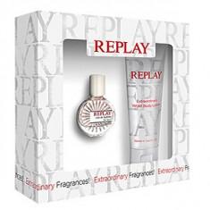 Replay Replay For Her Set 20+100 pentru femei - Set parfum