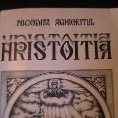 HISTROITIA--NICODIM AGHIORITUL-SFINTUL MUNTE ATHOS-591 PG- - Carti Istoria bisericii
