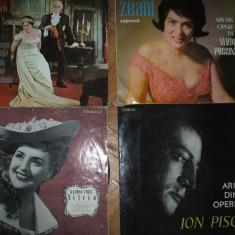 Arii din opere 4 discuri - Muzica Clasica electrecord, VINIL