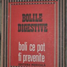Bolile digestive- boli ce pot fi prevenite - Dr. doc. Ion Gherman - Carte Gastroenterologie
