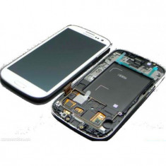 Display Samsung S3 alb i9305 touchscreen lcd - Display LCD