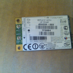wireless Hp Pavilion dv5 Compaq Presario CQ60 CQ50 DV6000 DV7 459339-002 004