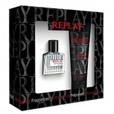 Replay Replay For Him Set 30+100 pentru barbati - Set parfum