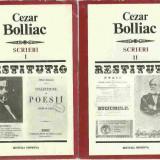 Cezar Bolliac - SCRIERI VOL. 1 SI 2 - Roman, Anul publicarii: 2015